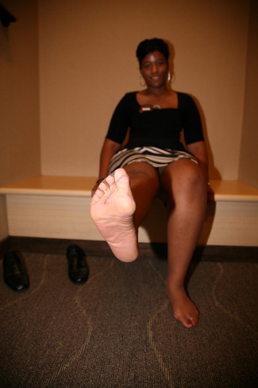 bbw big foot
